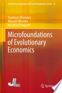Microfoundations of Evolutionary Economics Book