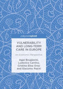 Vulnerability and Long term Care in Europe
