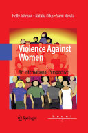 Violence Against Women [Pdf/ePub] eBook