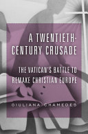 Pdf A Twentieth-Century Crusade Telecharger