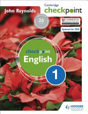 Books - Checkpoint English Students Book 1 | ISBN 9781444143836