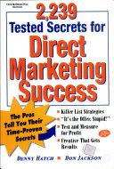 2239 Tested Secrets For Direct Marketing