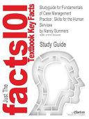 Studyguide for Fundamentals of Case Management Practice