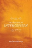 The Secret of Intercession Pdf/ePub eBook
