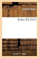Kotto Pdf/ePub eBook