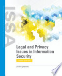 Legal and Privacy Issues in Information Security Book