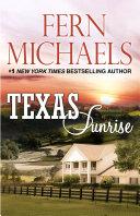 Texas Sunrise Book