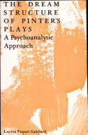The Dream Structure of Pinter's Plays