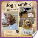 Dog Shaming 2017 Wall