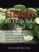 Herbs To Help You Heal
