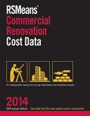 RSMeans Commercial Renovation 2014