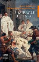 Pdf Le miracle et la foi Telecharger