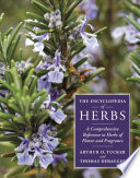 The Encyclopedia of Herbs Book