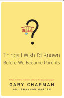 Things I Wish I'd Known Before We Became Parents