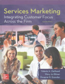 Cover of Services Marketing: Integrating Customer Focus Across the Firm