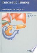 Pancreatic Tumors Book