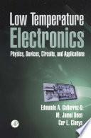 Low Temperature Electronics Book