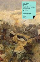 Diario de un testigo de la guerra de África Pdf/ePub eBook