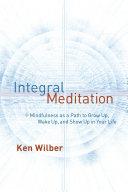 Pdf Integral Meditation Telecharger