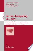 Services Computing     SCC 2019