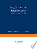 Auger Electron Spectroscopy Book