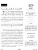 Choice - Band 31,Ausgaben 5-8 - Seite 1075