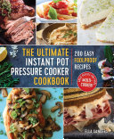 The Ultimate Instant Pot Pressure Cooker Cookbook Book