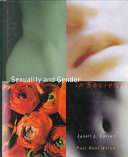 Sexuality and Gender in Society Book