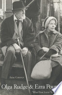 Olga Rudge & Ezra Pound