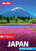 Berlitz Pocket Guide Japan  Travel Guide eBook