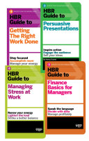 The HBR Guides Collection  8 Books   HBR Guide Series