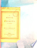 The House of Spirits  an Allegory Book