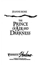 The Prince of Air and Darkness