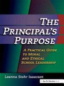 The Principal s Purpose