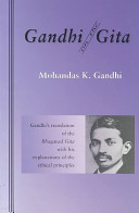 Gandhi on the Gita