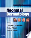 Neonatal Dermatology E Book Book PDF