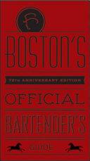 Mr  Boston Official Bartender s Guide
