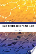 Basic Chemical Concepts And Tables Book PDF