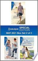 Harlequin Special Edition May 2021   Box Set 2 of 2