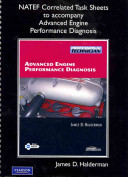 Worktext for Advanced Engine Performance Diagnosis