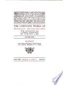The Complete Works of William Shakespeare, with Annotations and a General Introduction by Sidney Lee ...