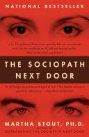 The Sociopath Next Door Book