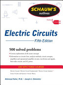 Schaum s Outline of Electric Circuits  Fifth Edition