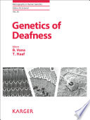Genetics of Deafness