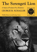 The Serengeti Lion [Pdf/ePub] eBook