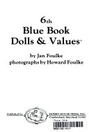 6th Blue Book Dolls and Values