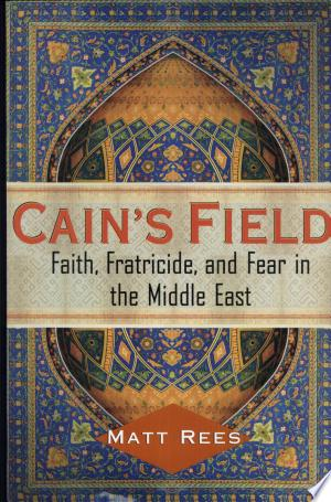 Download Cain's Field Free Books - Dlebooks.net
