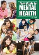 Teen Guide to Mental Health Book PDF