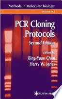 PCR Cloning Protocols