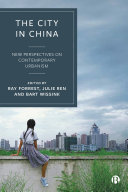 The City in China Pdf